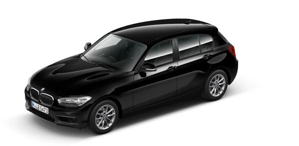 BMW Seria 1 cu 5 uşi